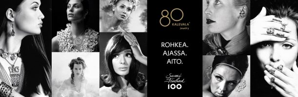 Kalevala Korun 80 -vuotisjuhlanäyttelykiertue