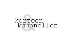 Kalevalan päivän varaslähtö ke 27.2.2019 Suomen kansallismuseossa klo 16-19.30