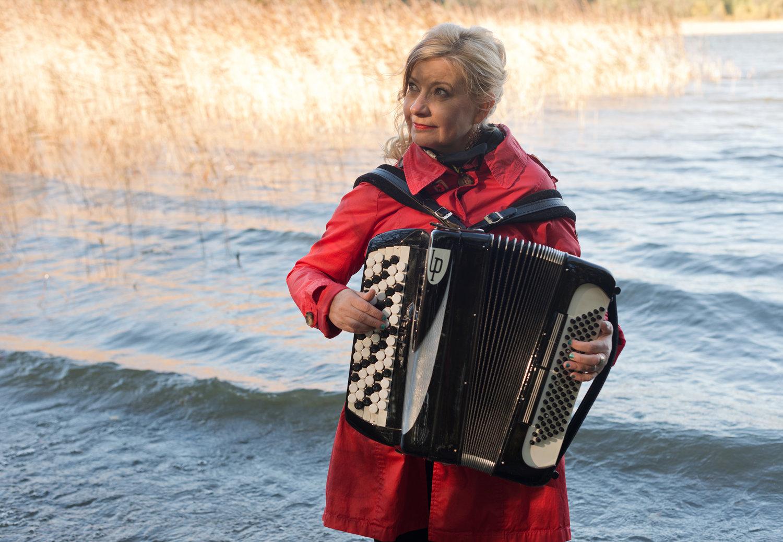 Runosoittaja Maria Kalaniemi