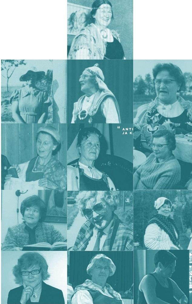 Kalevalaisten Naisten Liiton puheenjohtajat